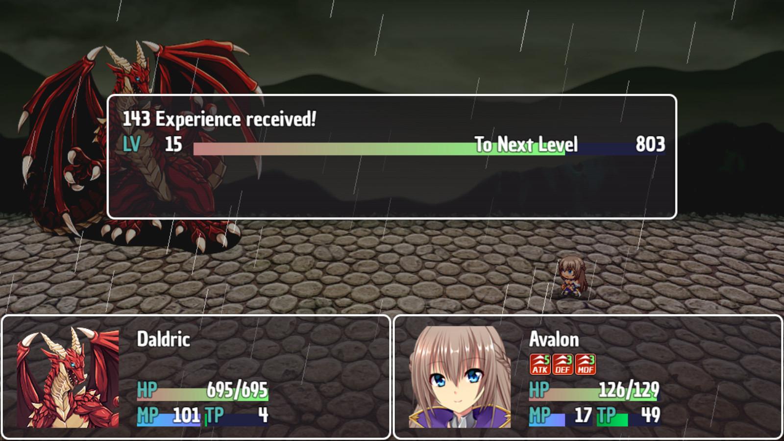 Princess Daphne - Avalon screenshot