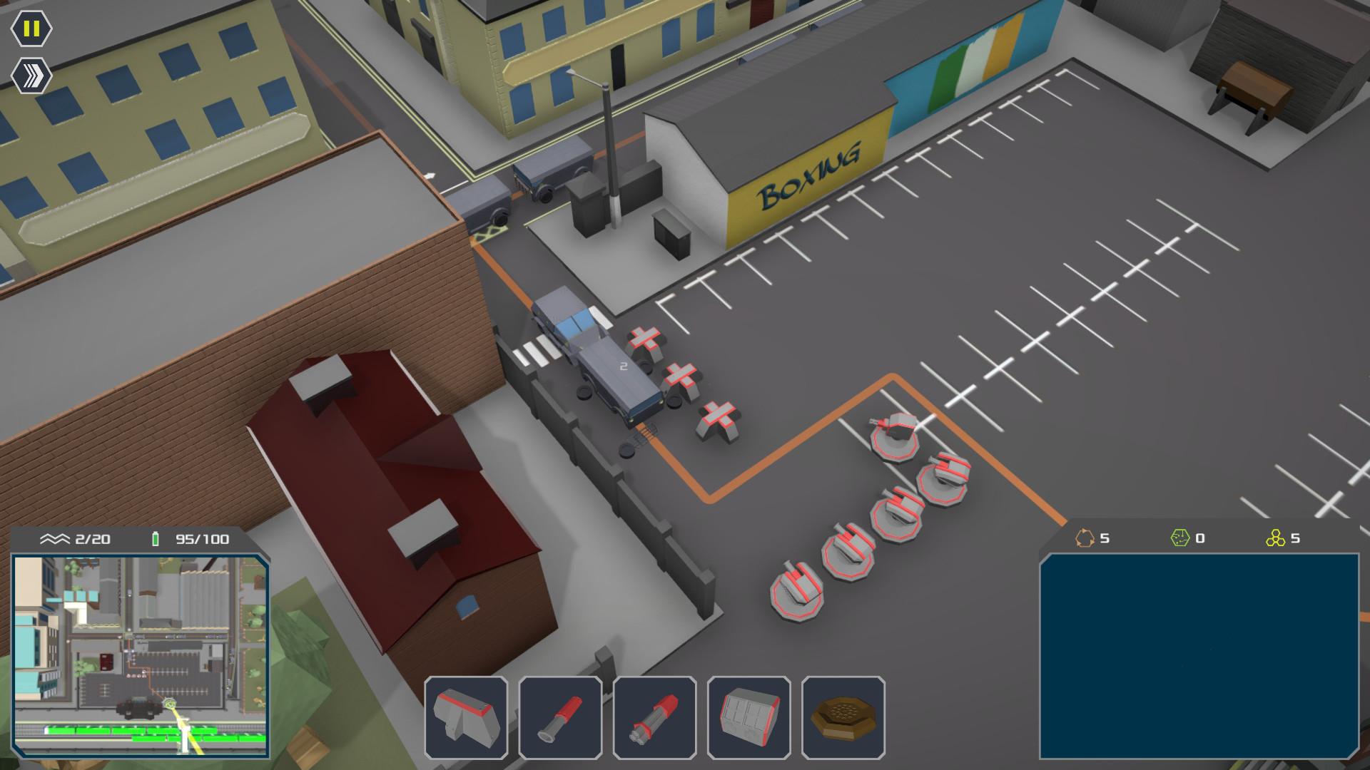 Automatrons screenshot