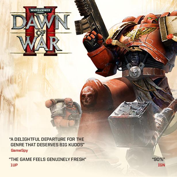 Warriors Of The Dawn Trailer Eng Sub: Warhammer® 40,000™: Dawn Of War® II On Steam