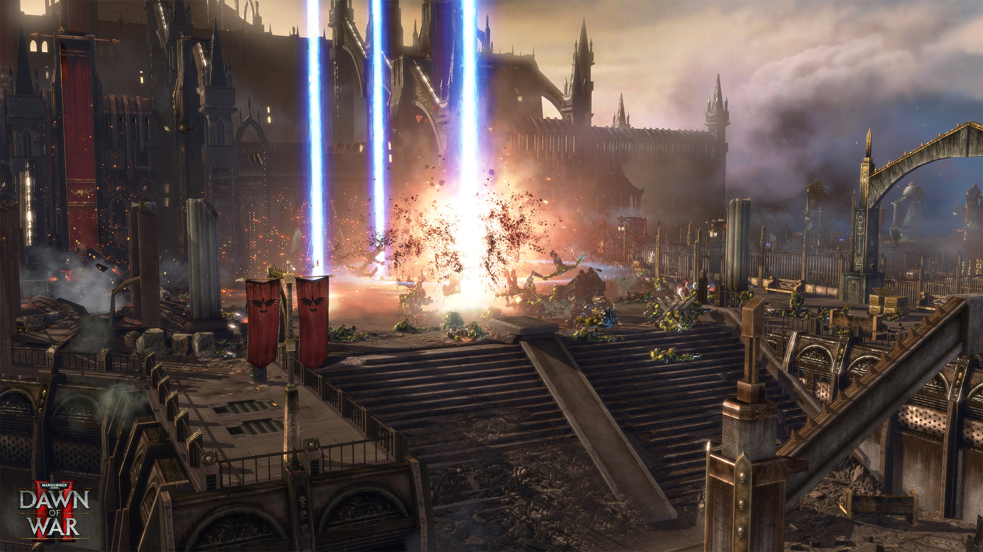 Warhammer 40,000: Dawn of War II screenshot