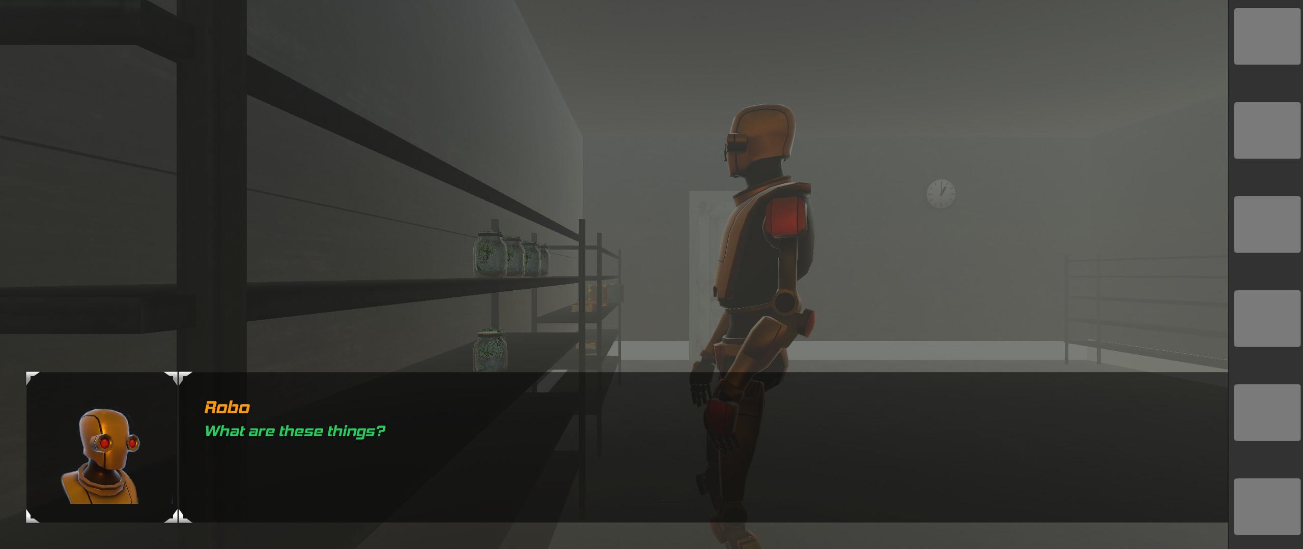Small Town Robot screenshot