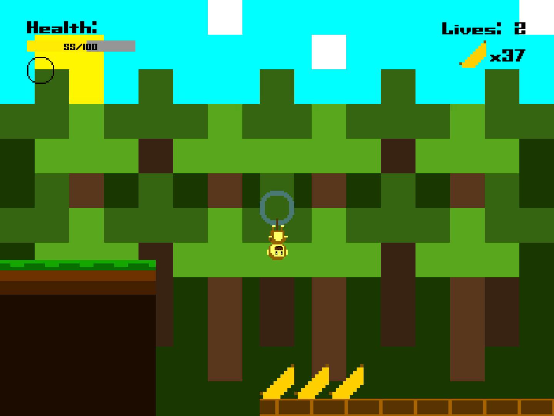 Little Monkeys Eat Bananas screenshot