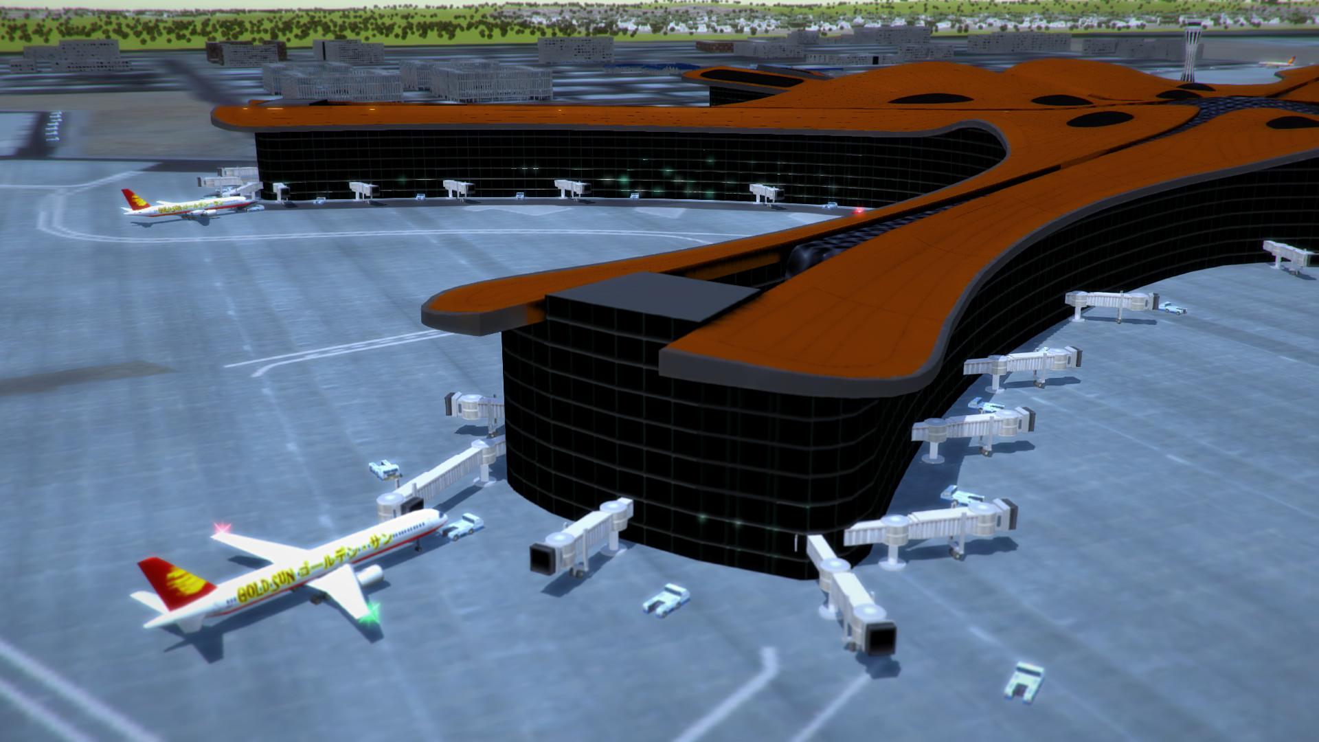 Tower!3D - ZBAD airport screenshot