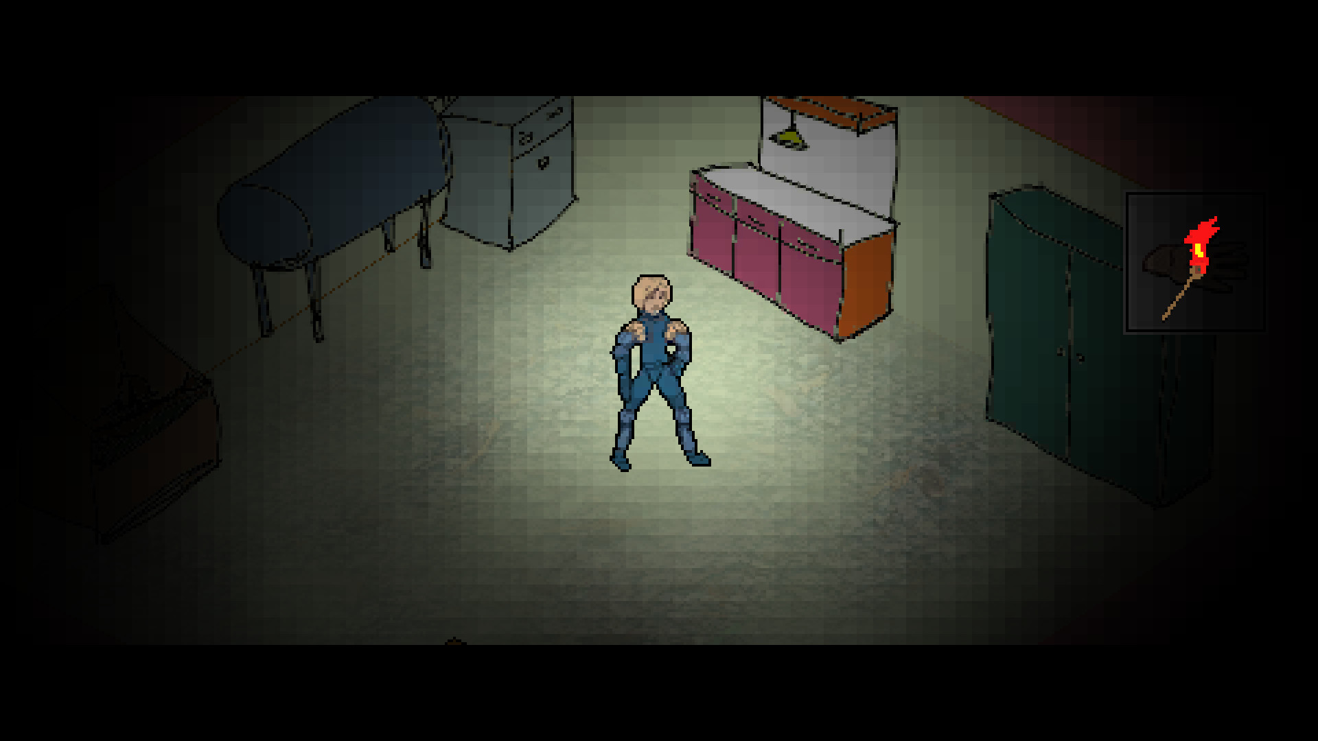 Cpt.Balloney - painful days at home screenshot