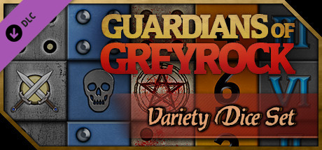 Guardians of Greyrock - Dice Pack: Variety Set