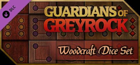 Guardians of Greyrock - Dice Pack: Woodcraft Set