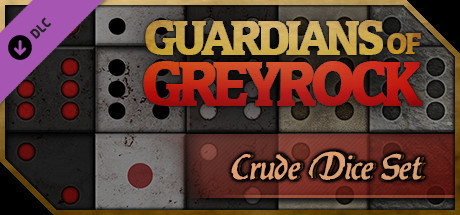 Guardians of Greyrock - Dice Pack: Crude Set