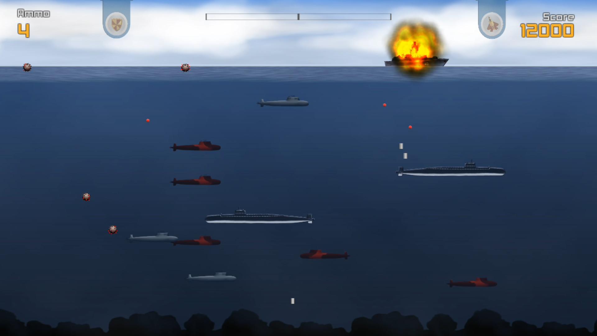 Sea Battle: Annihilation screenshot