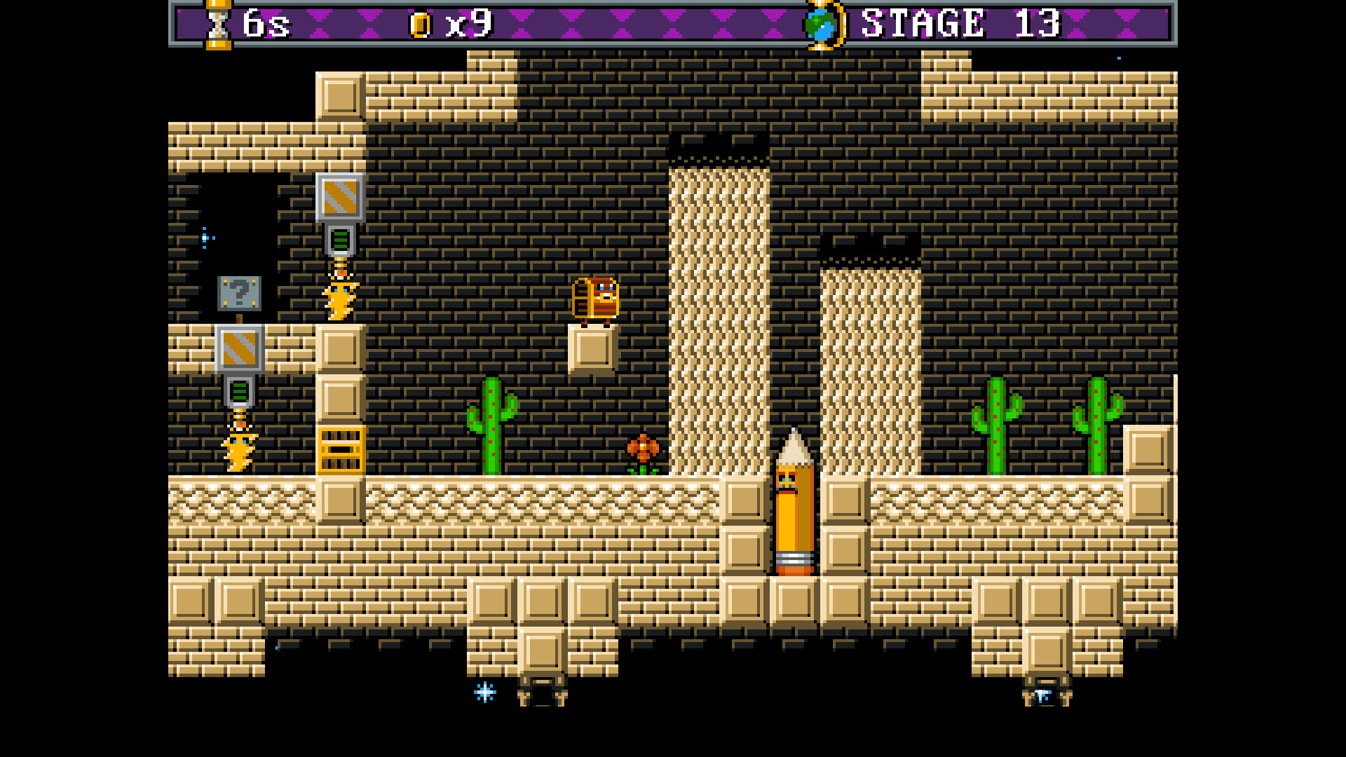 Captain Coffer 2D Soundtrack screenshot