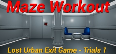 Maze Workout - Lost Urban Exit Game - Trials1