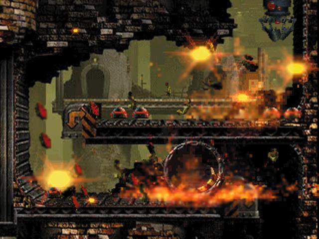 Oddworld: Abe's Exoddus screenshot