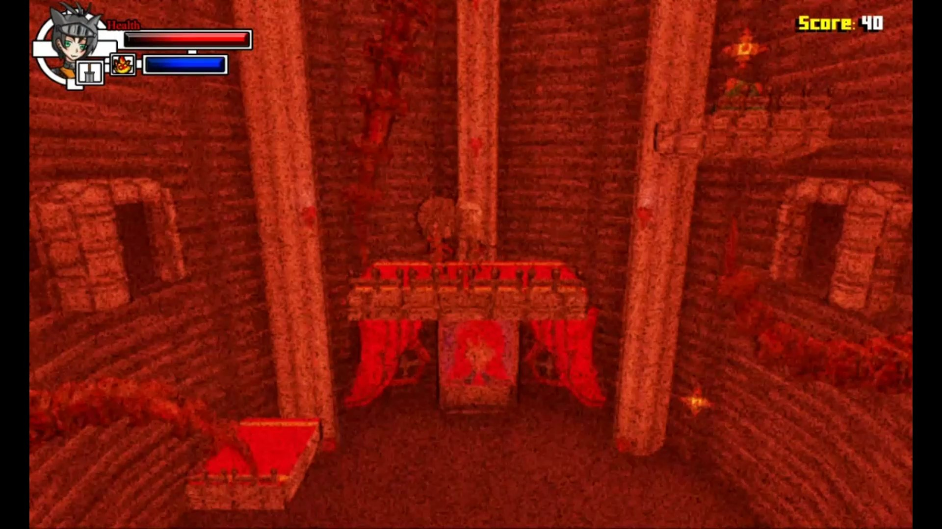 Castle Of Collapse screenshot