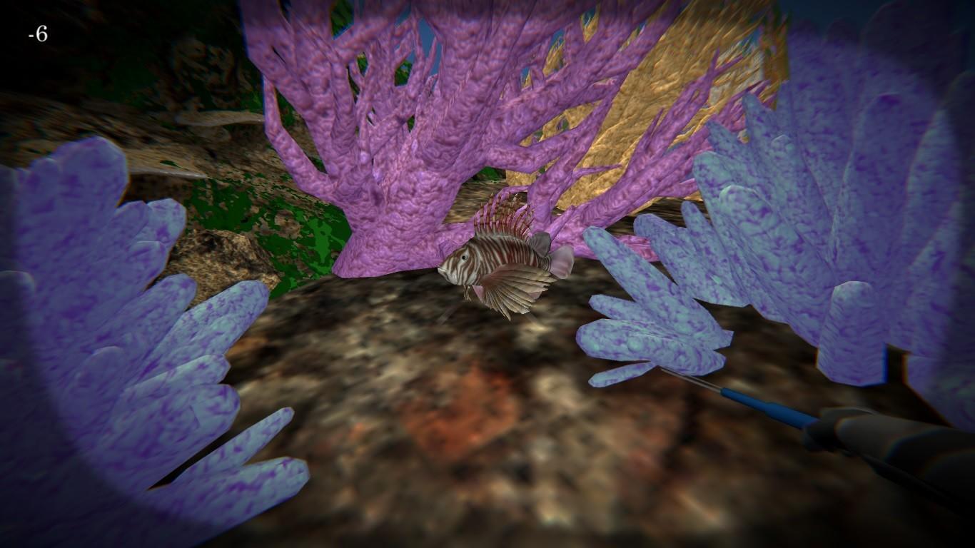 Lionfish Reef Patrol screenshot
