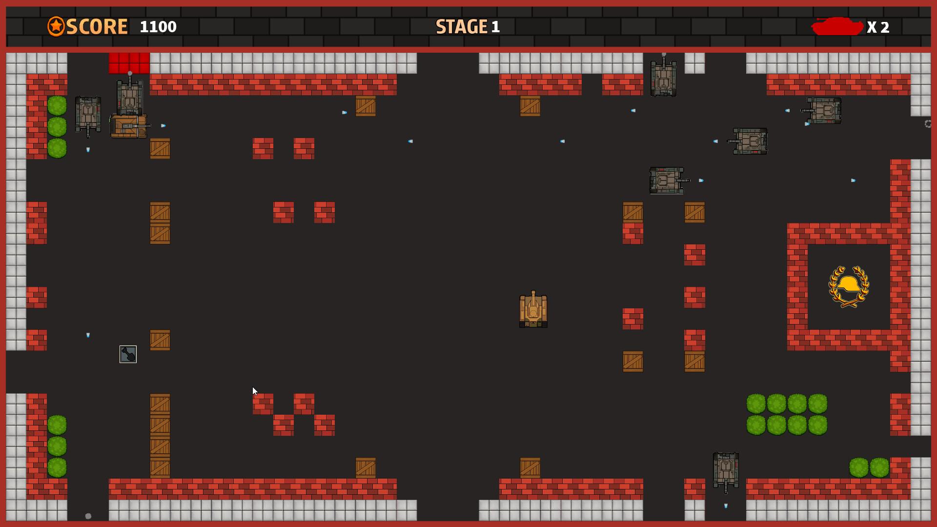 Battle In The City screenshot