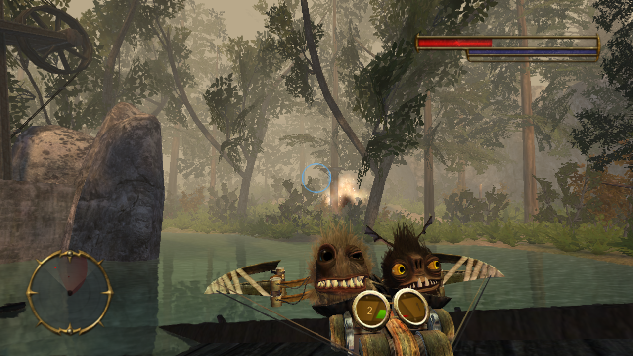 Oddworld: Stranger's Wrath HD screenshot