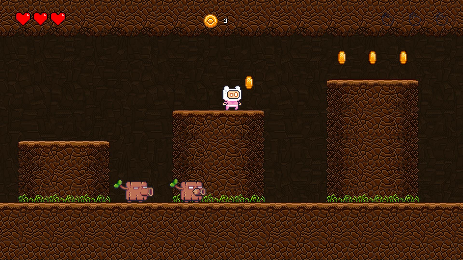 Super Pixel World screenshot