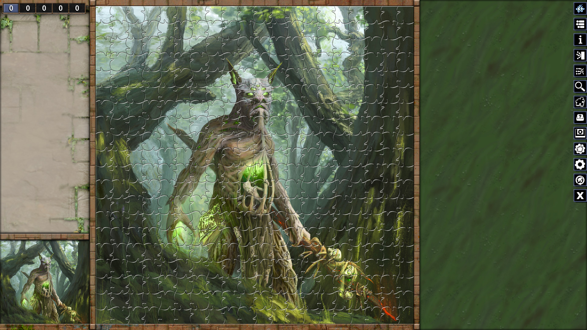 Pixel Puzzles Illustrations & Anime - Jigsaw Pack: Goblins screenshot