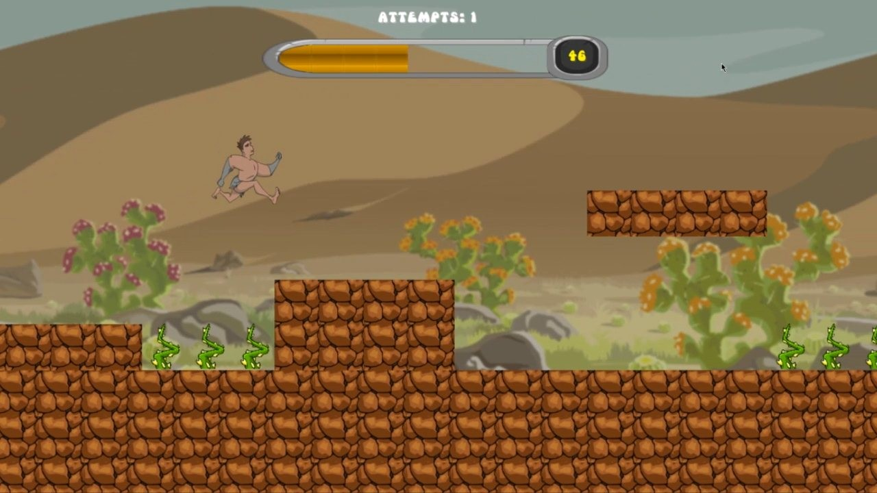 Caveman screenshot