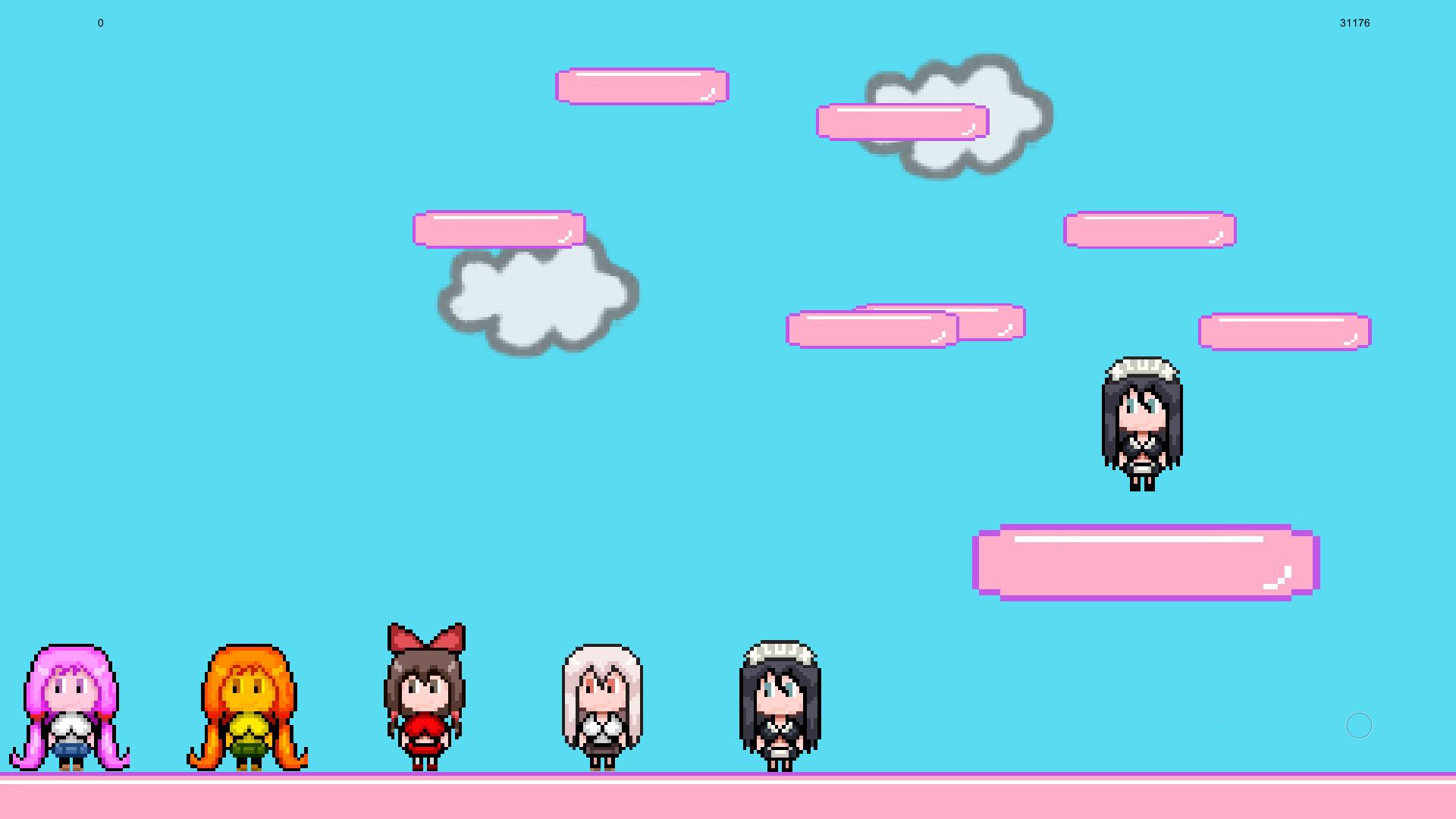 Tiddy Bounce screenshot