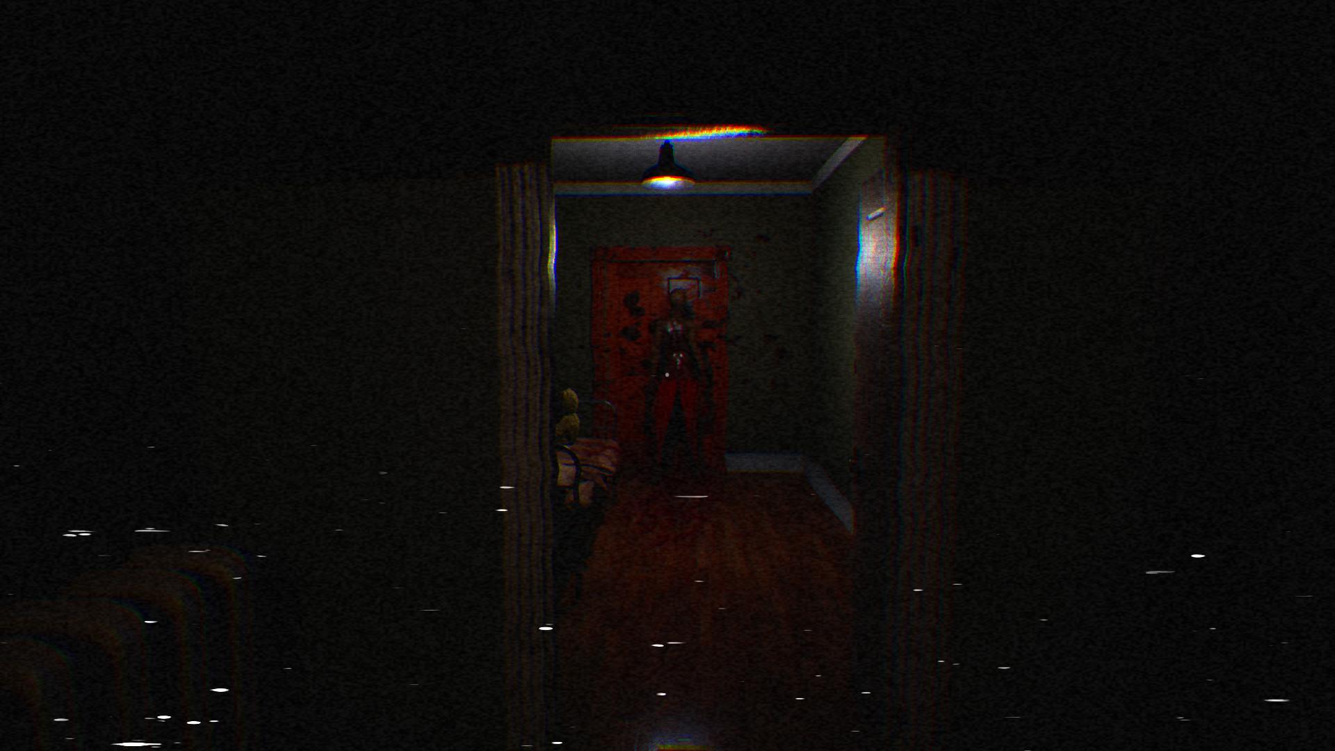 "Agoraphobia ""Knock Knock"" screenshot"
