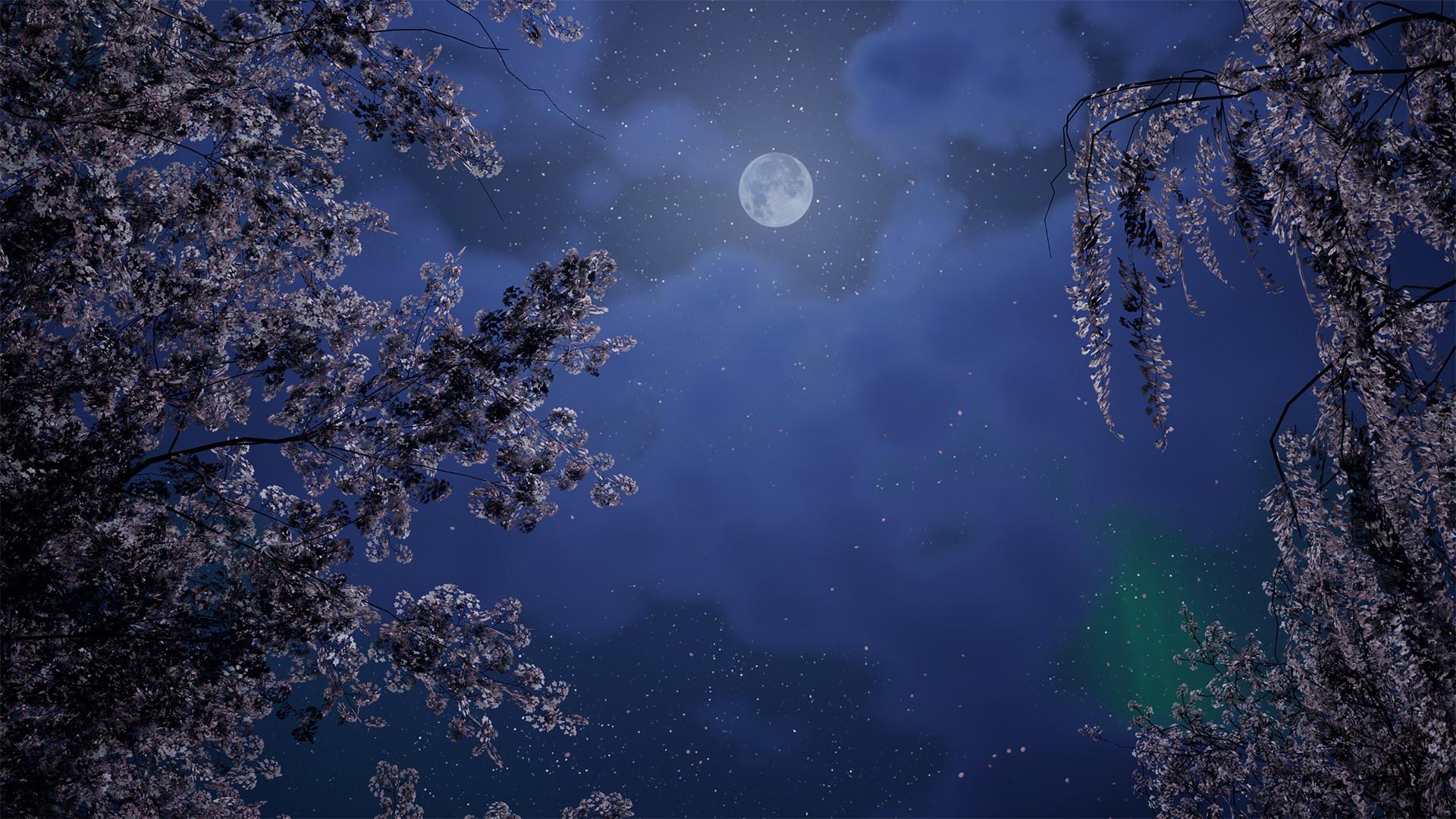 VR Nara Park screenshot