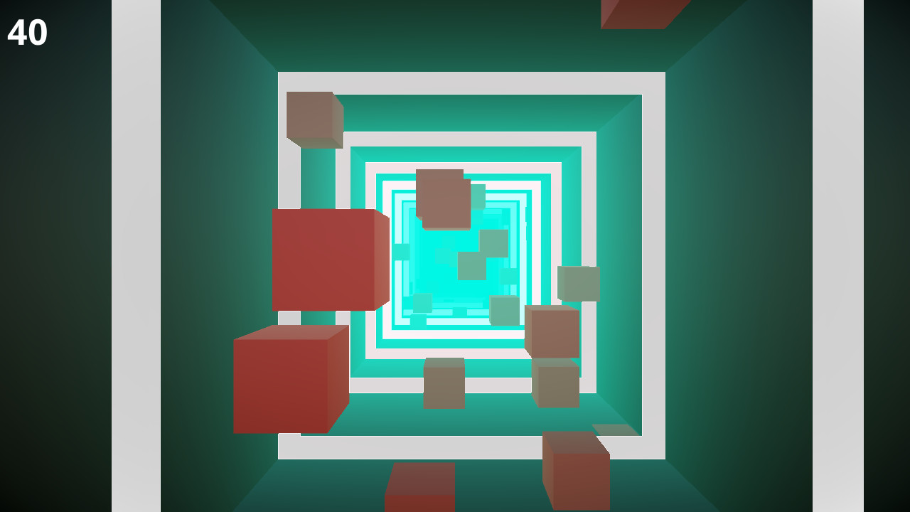 Parallax Tunnel screenshot
