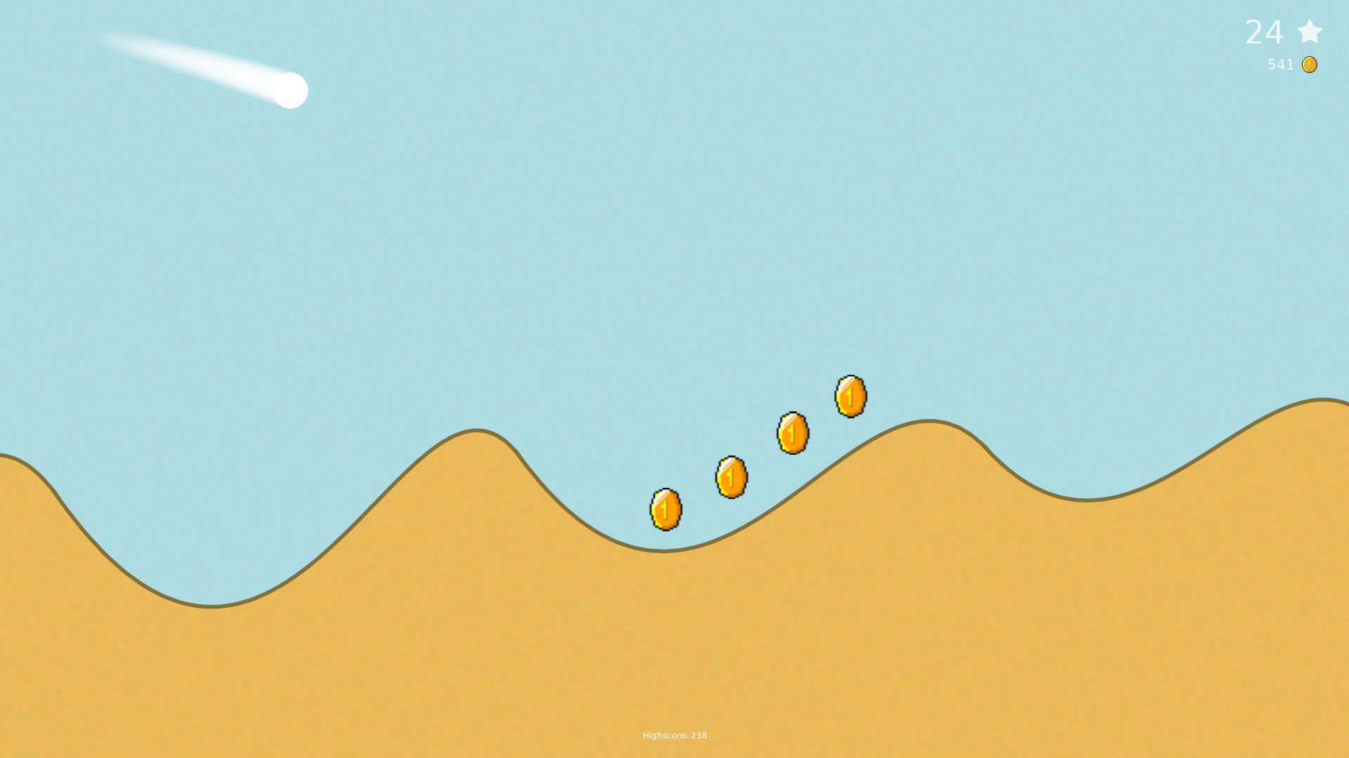 Rounded Hills screenshot