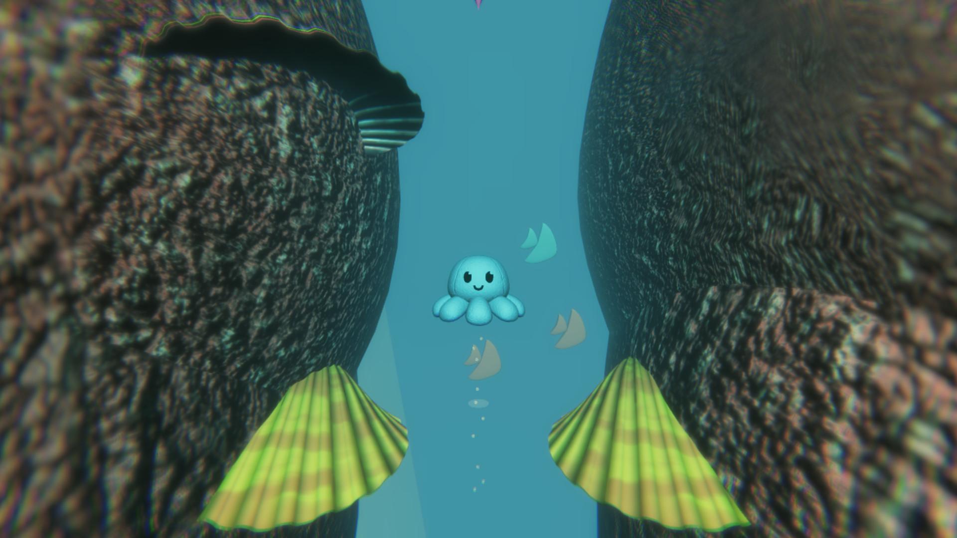 Little Octopus screenshot