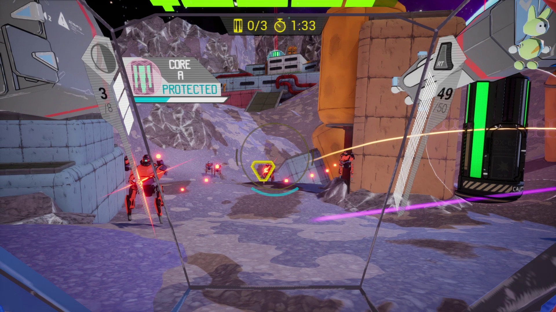 Steel Salvo screenshot