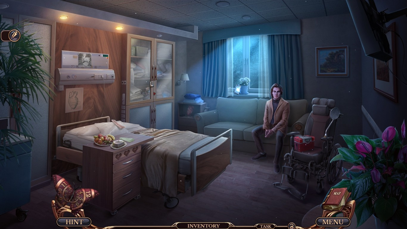 Grim Tales: Trace in Time Collector's Edition screenshot