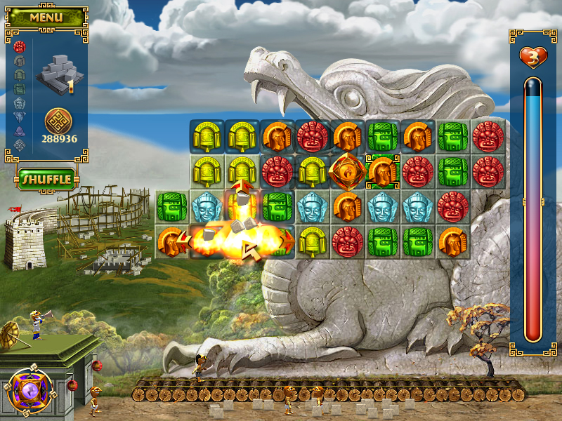 7 Wonders II screenshot