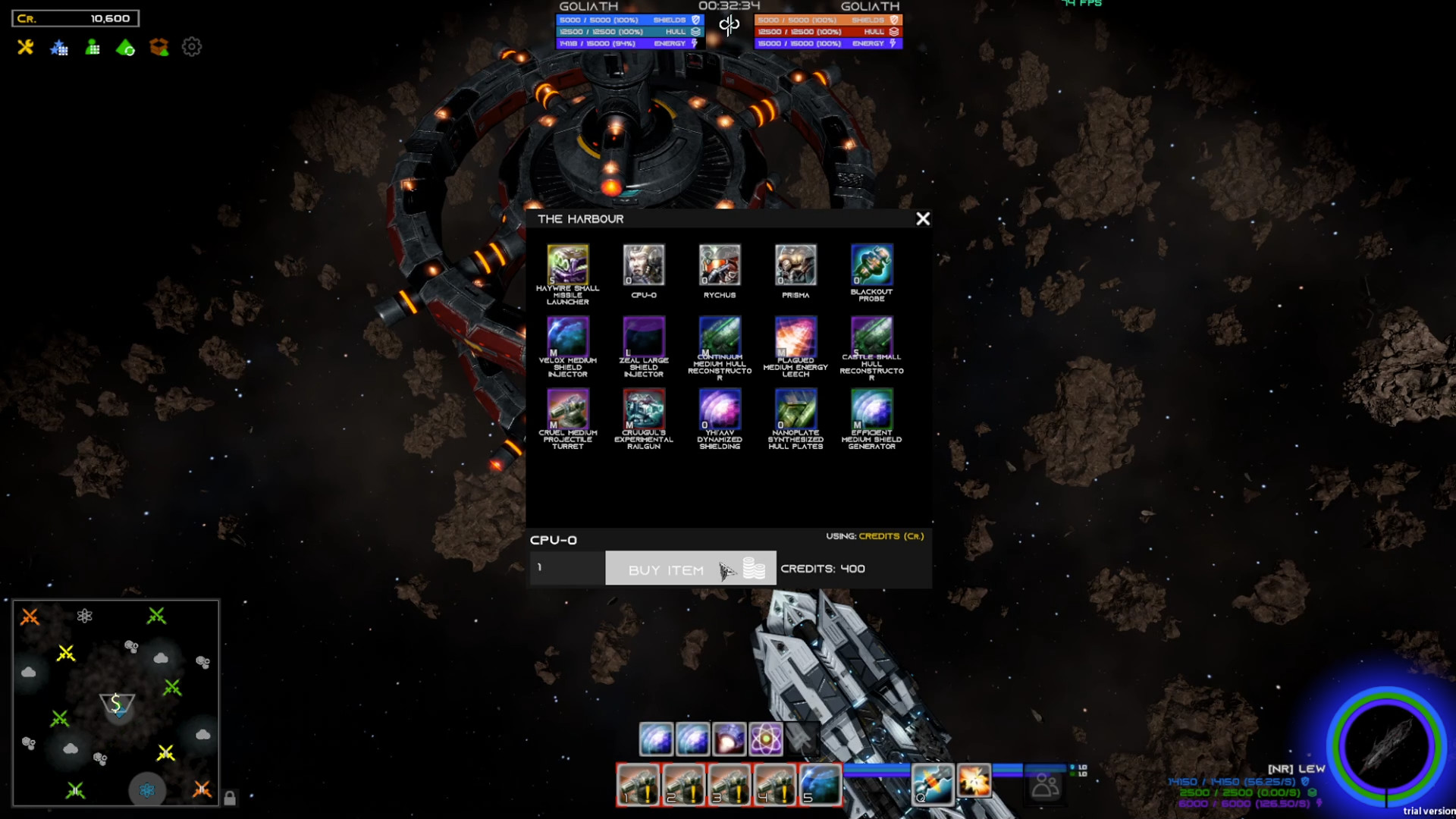 Deadlokk screenshot