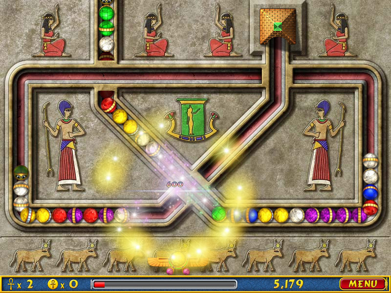 Luxor screenshot