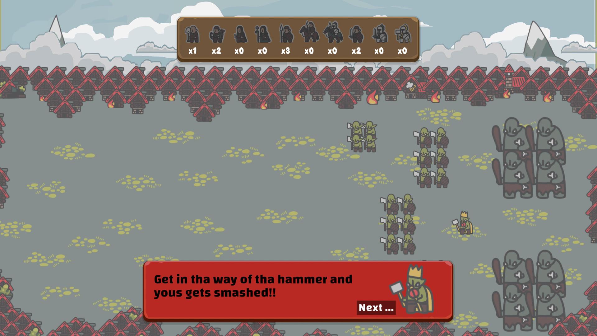 Warlike screenshot