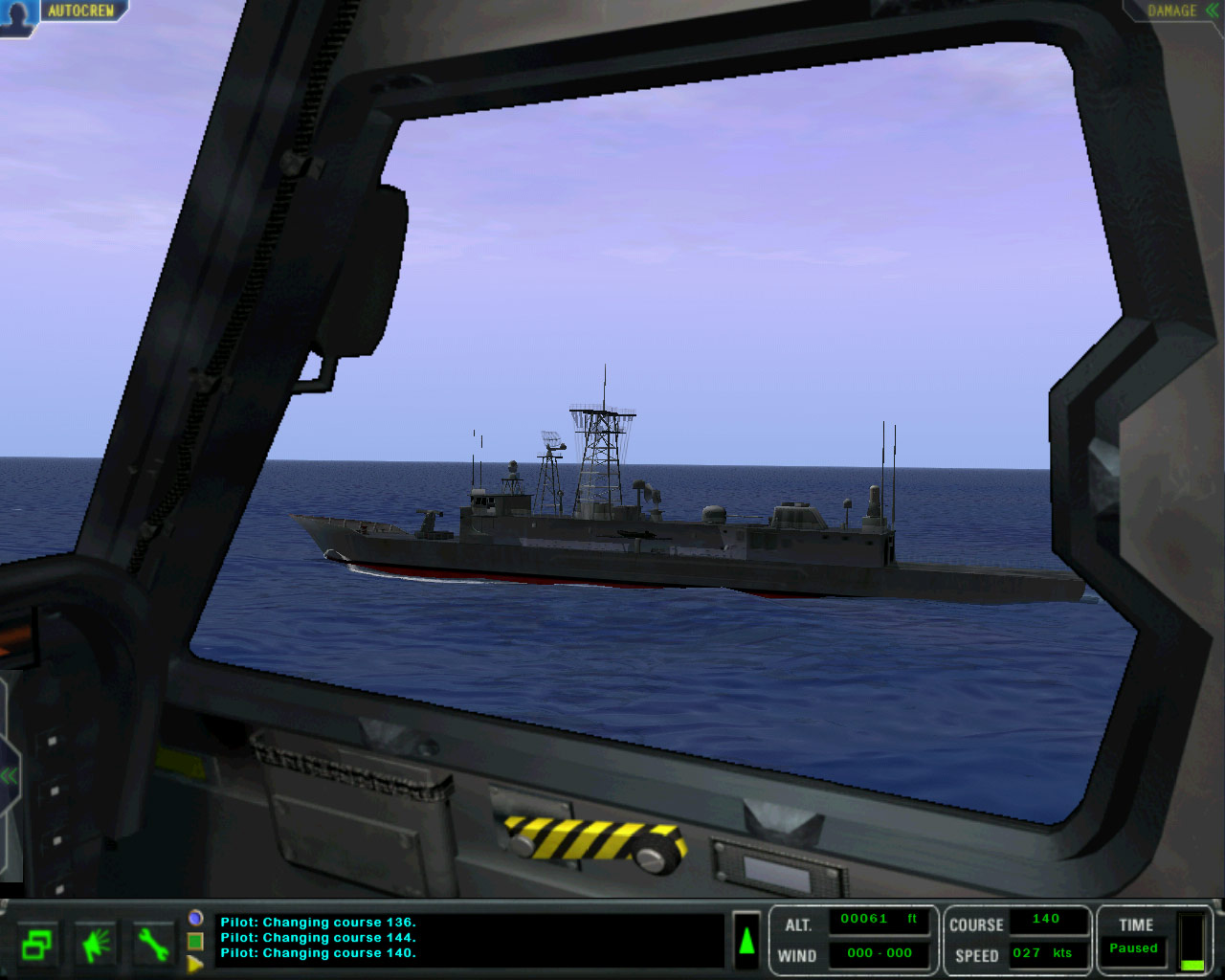 Dangerous Waters screenshot