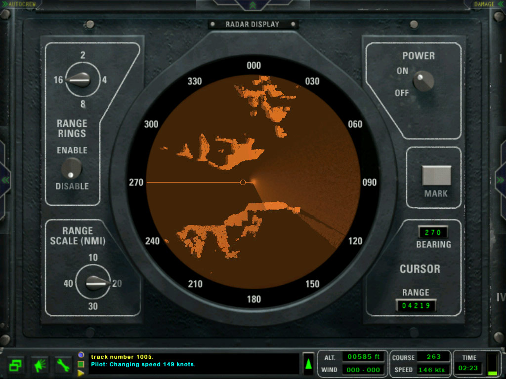 Dangerous Waters screenshot