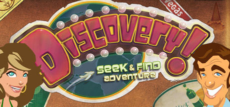 Discovery! A Seek and Find Adventure