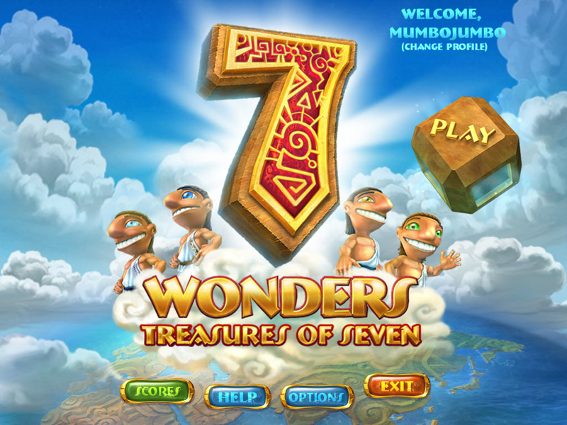 7 Wonders: Treasures of Seven screenshot