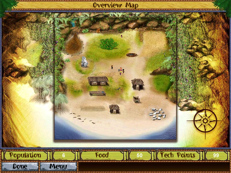 Virtual Villagers: A New Home screenshot