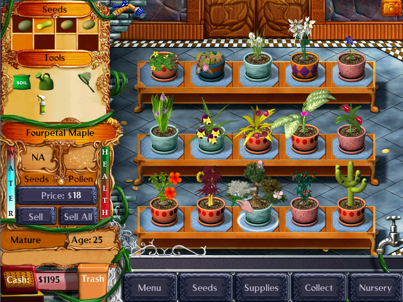 Plant Tycoon screenshot