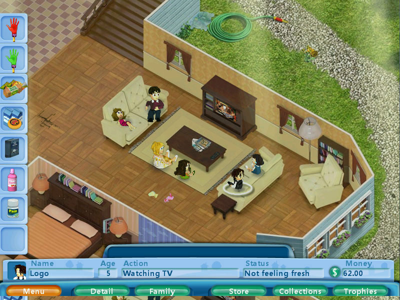 Virtual Families screenshot