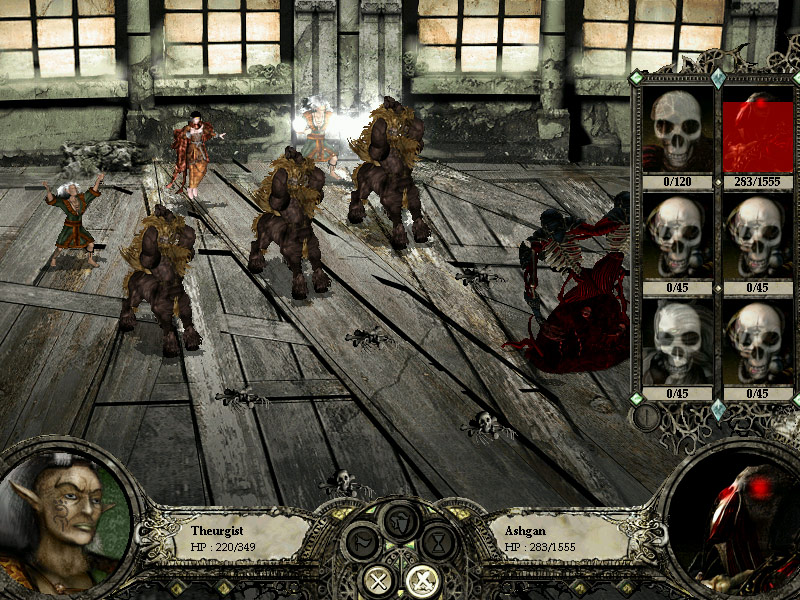 Disciples II: Rise of the Elves  screenshot