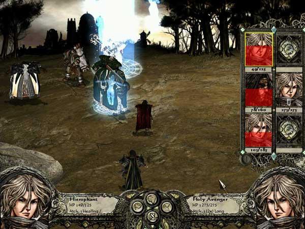 Disciples II: Rise of the Elves  screenshot