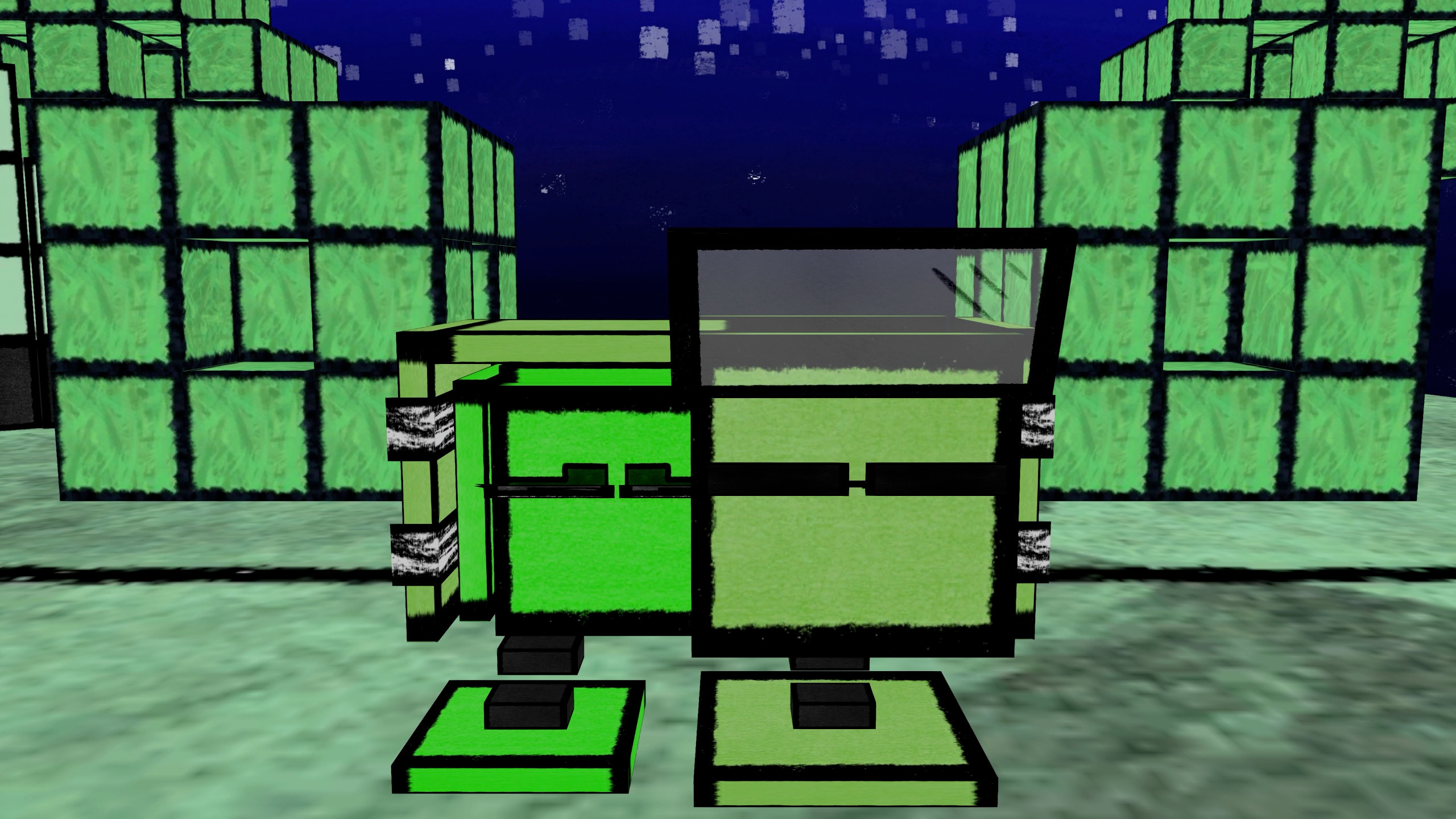 The Indestructible Moxy Boxy screenshot