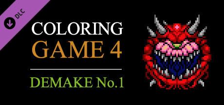 Coloring Game 4 – Demake No.1