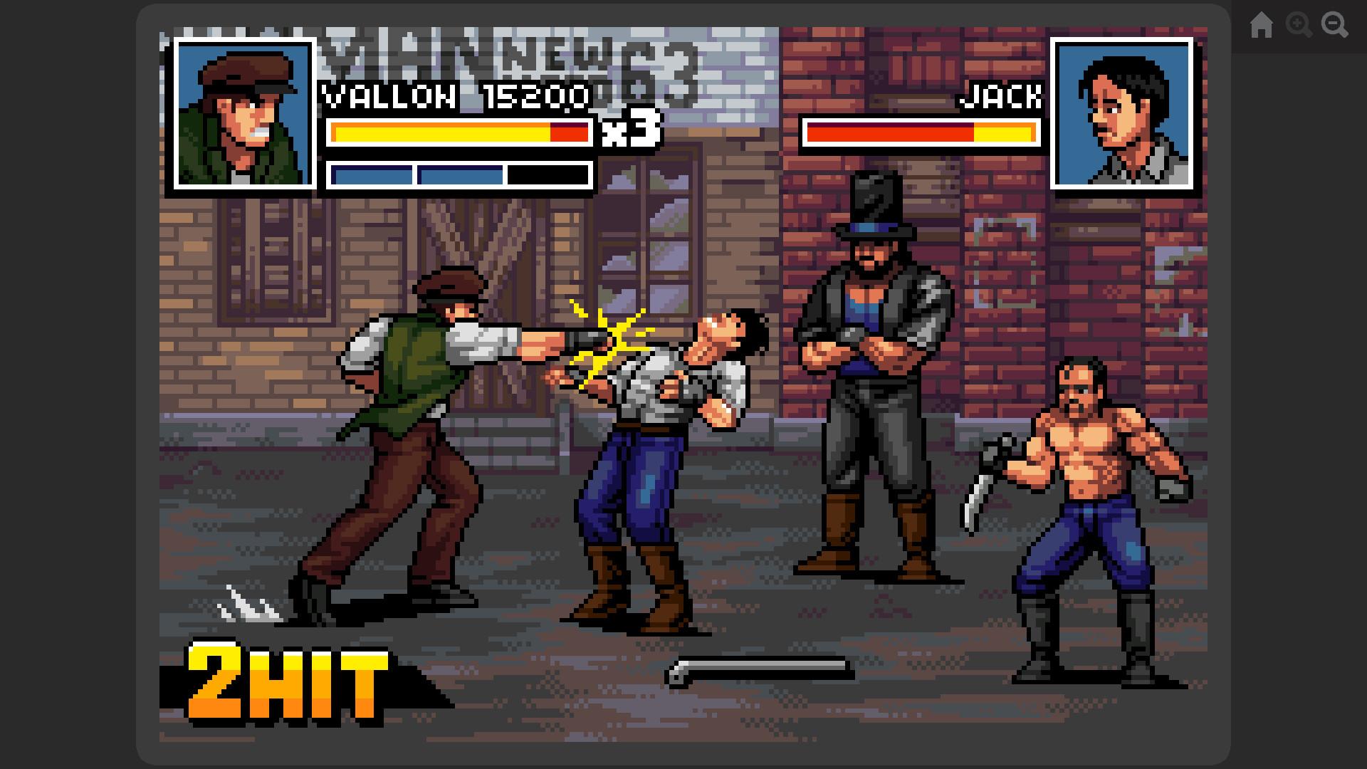 Coloring Game 4 – Demake No.1 screenshot