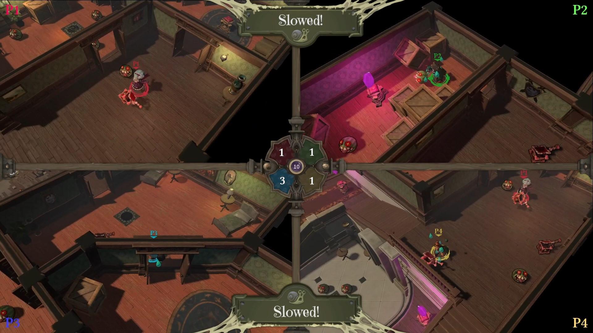Hyde & Seek screenshot