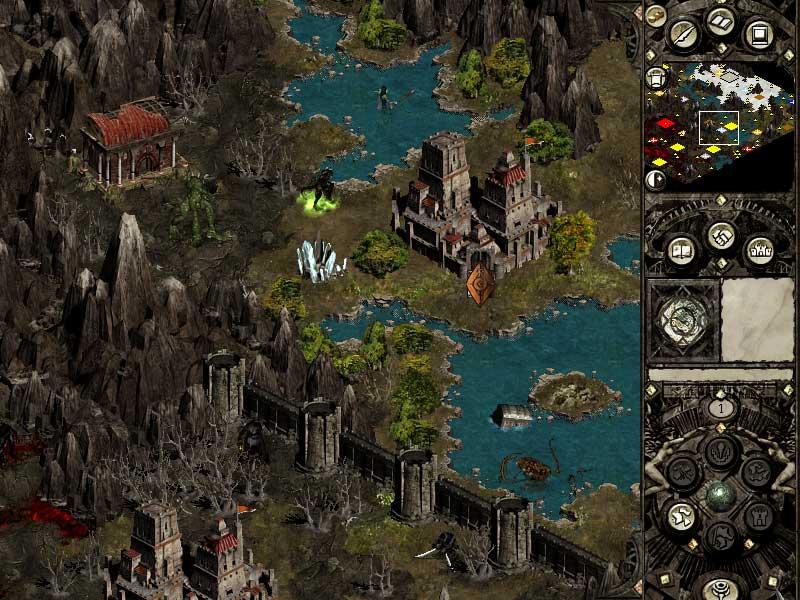 Disciples II: Gallean's Return screenshot