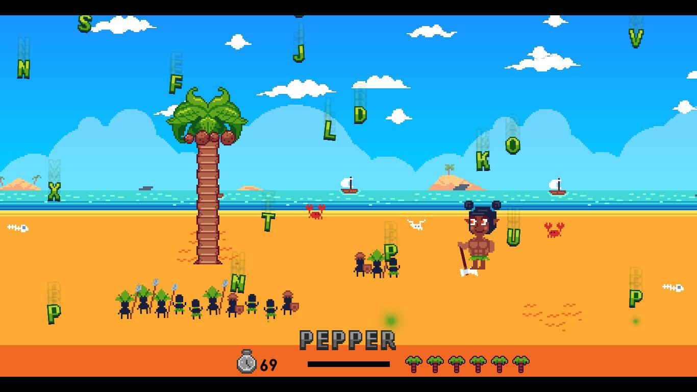 Hunger in Paradise screenshot