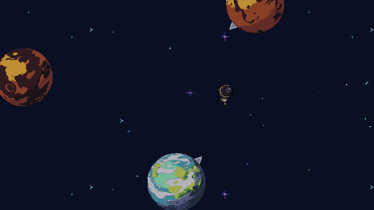 Dangerous Planet screenshot